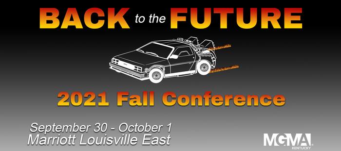 Kmgma 2021 Fall Conference Logo